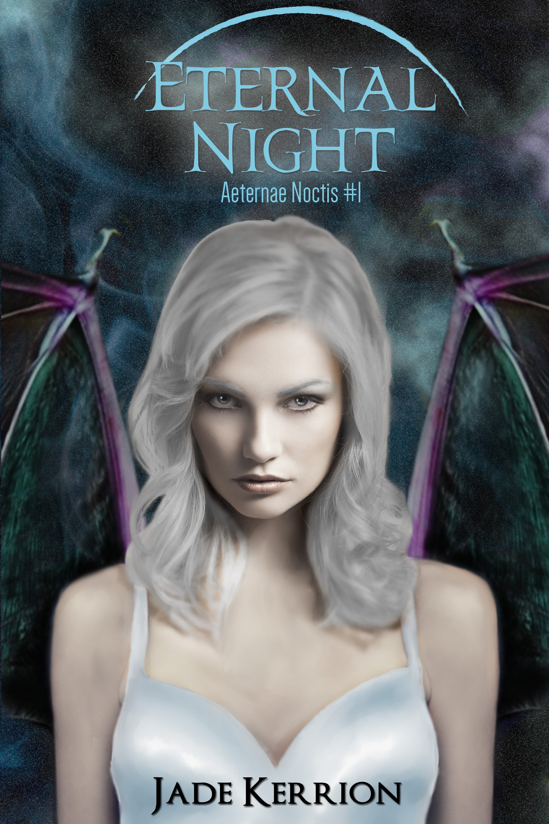 Eternal Night by Jade Kerrion