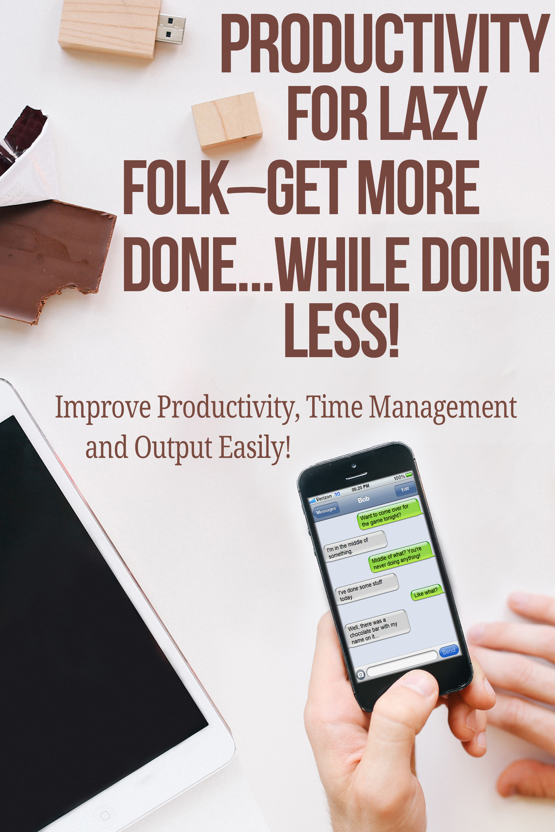 Productivity for Lazy Folk