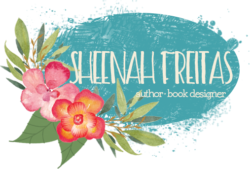 Sheenah Freitas | author & book designer